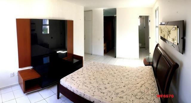 Olavo Brasil, apartamento, Aldeota, 3 suítes, 2 vagas, próx ao colégio Santa Cecília - Foto 5