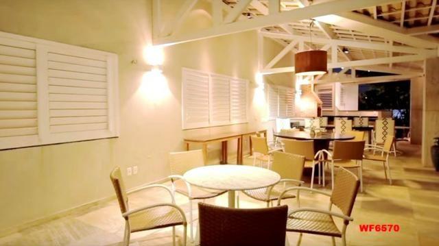 Mansão em Fortaleza, casa duplex nas Dunas, 4 suítes, gabinete, bairro de Lourdes - Foto 15