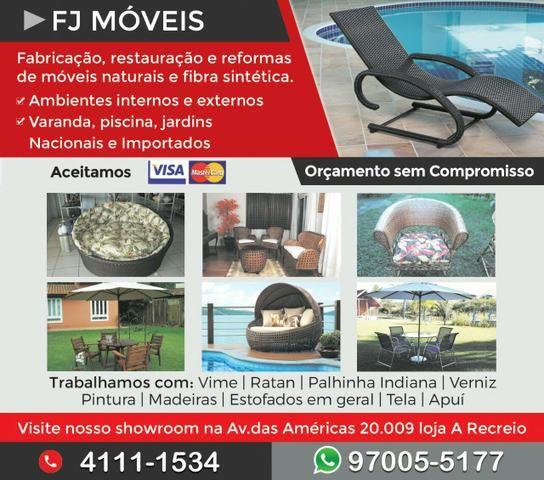 Fj móveis fabricação, reforma e restauração