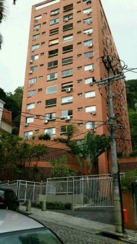 Apartamento na Gávea 2 quartos e uma dependência
