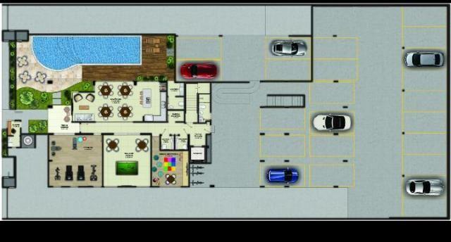 Apartamento com 2 dormitórios à venda, 106 m² por R$ 530.450 - Costa e Silva - Joinville/S - Foto 6