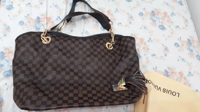 92f620bd3 Bolsa Louis Vuitton original - Bolsas, malas e mochilas - Cidade ...