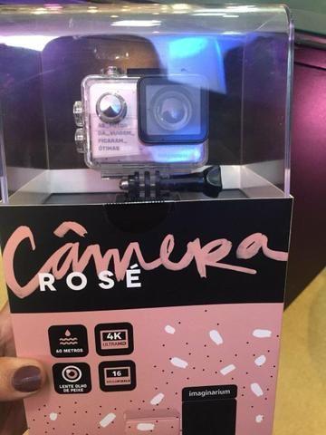Câmera estilo go pro