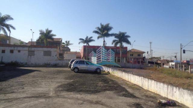 Terreno comercial para locação, Vila Real, Hortolândia - TE0078. - Foto 13