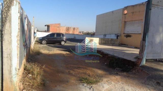 Terreno comercial para locação, Vila Real, Hortolândia - TE0078. - Foto 9