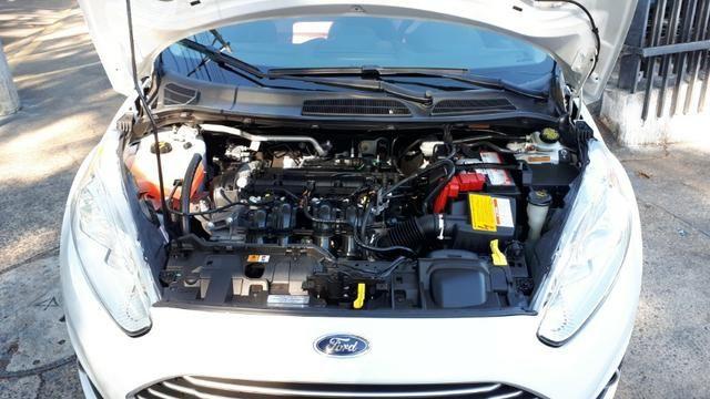 Ford Fiesta Sedan SEL 1.6 Automatico - Foto 12