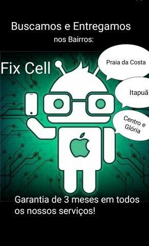 PROMOÇÃO DE TROCA DE TELA Assistência Técnica Especializada em Celular e Tablet - Foto 2