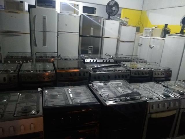 Geladeira linha branca e outros eletrodomésticos - Foto 5