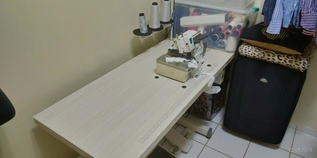 Máquina de Costura Overlock Industrial ZOJE - Foto 3