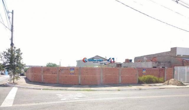 Terreno para alugar, 450 m² por R$ 1.200,00/mês - Jardim Nova Alvorada - Hortolândia/SP