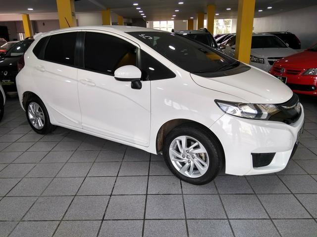 Honda fit 1.5 lx 2015 automático único dono ! - Foto 3
