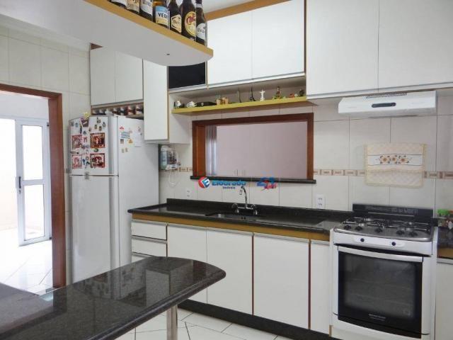 Casa à venda, 182 m² por r$ 368.000,00 - jardim são pedro - hortolândia/sp - Foto 2