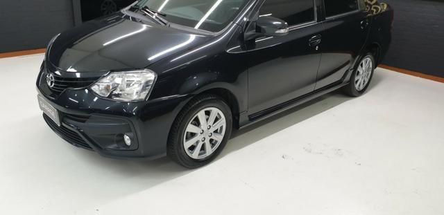 Toyota Etios XLS 1.5 Automático 2017/2018 - Foto 3