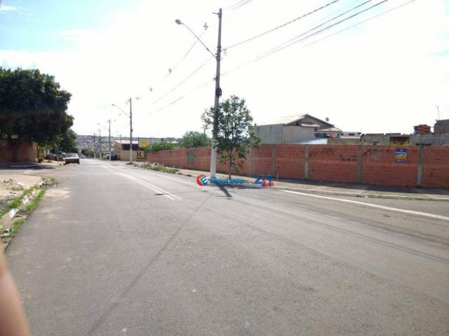 Terreno para alugar, 450 m² por R$ 1.200,00/mês - Jardim Nova Alvorada - Hortolândia/SP - Foto 3