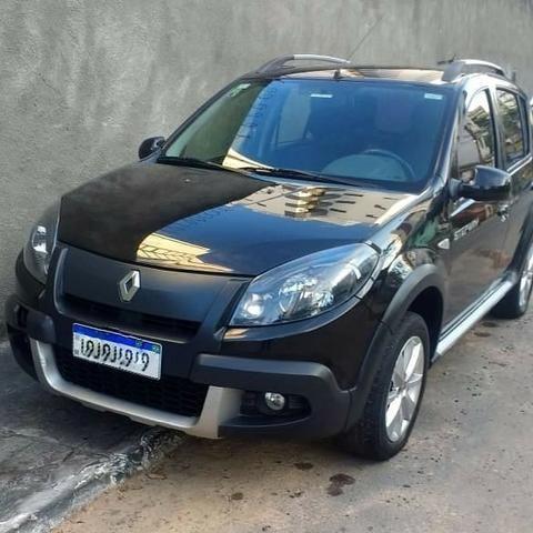 Sandero Stepway 1.6 automático - carro de procedencia!!