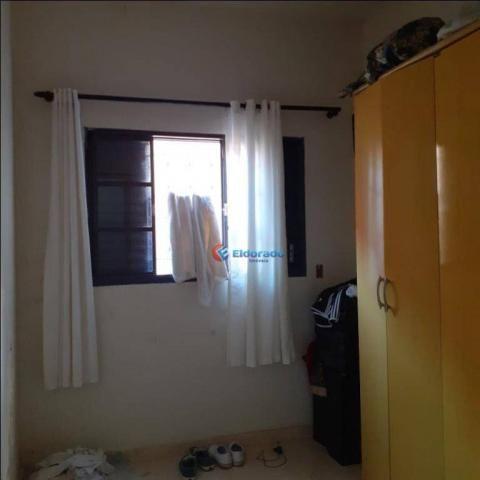 Casa com 3 dormitórios à venda, 73 m² por r$ 425.000,00 - jardim interlagos - hortolândia/ - Foto 13