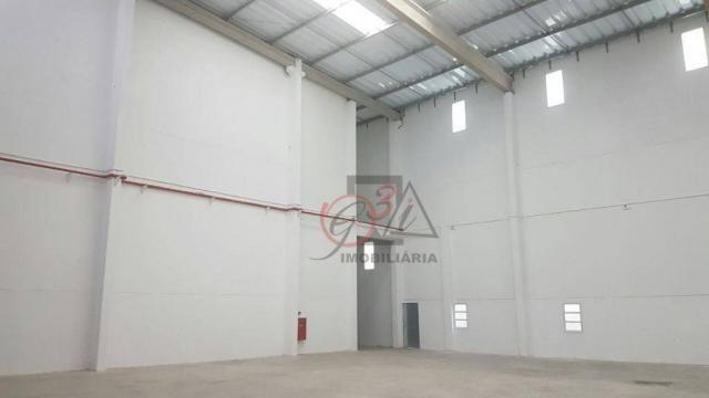 Galpão para alugar, 910 m² - centro (vargem grande paulista) - vargem grande paulista/sp - Foto 6