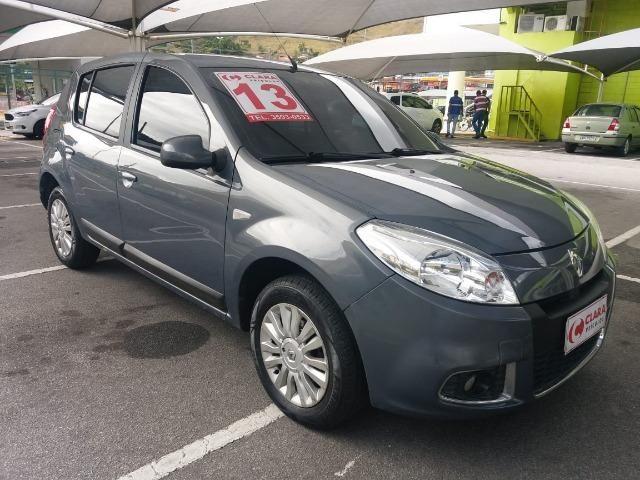 Renault Sandero Privilege 1.6 automático 2013 - Foto 2