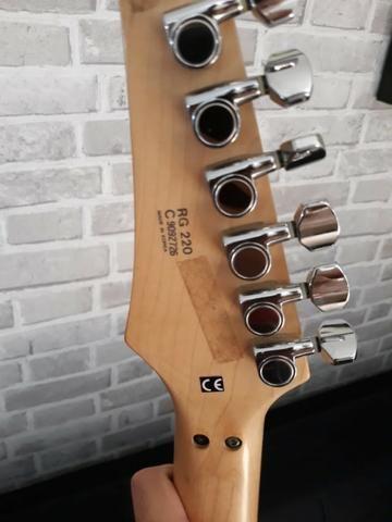 Guitarra Ibanez Rg220 - zerada! - Foto 5