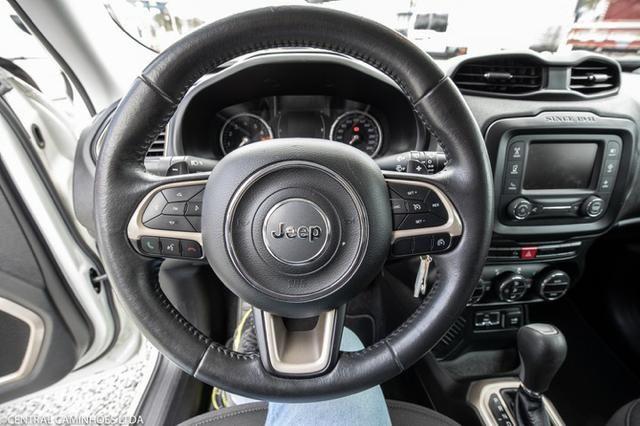 Jeep Renegade 1.8 flex Longitude Automático - Foto 12