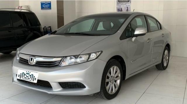 Honda Civic LXL 1.8 Aut - 2012 - Foto 2