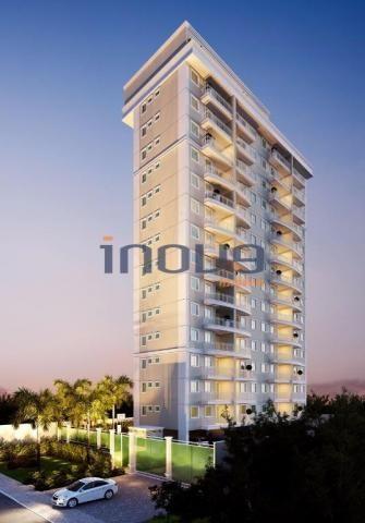 Apartamento à venda, 56 m² por R$ 302.683,73 - Jacarecanga - Fortaleza/CE - Foto 2