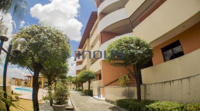 Apartamento com 3 dormitórios à venda, 76 m² por R$ 245.000 - Maraponga - Fortaleza/CE - Foto 12