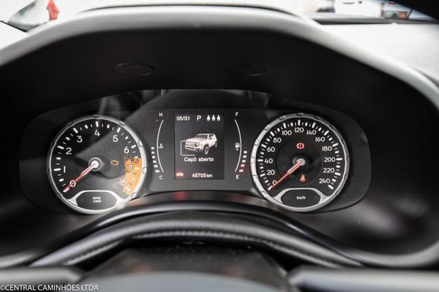 Jeep Renegade 1.8 flex Longitude Automático - Foto 15