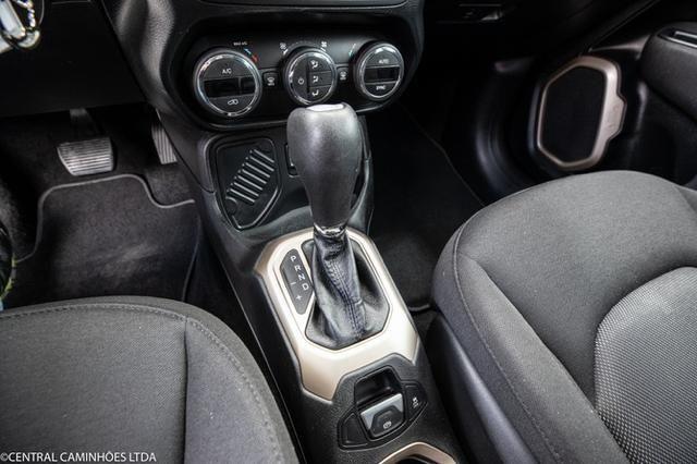 Jeep Renegade 1.8 flex Longitude Automático - Foto 14