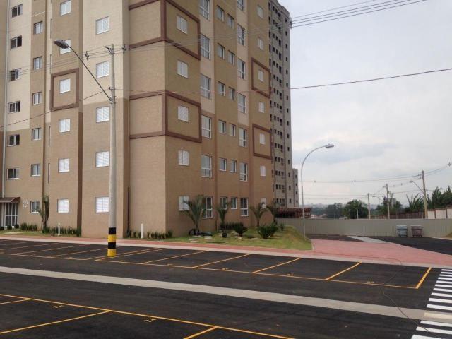 Apartamento residencial para locação, parque dos pinheiros, nova odessa.