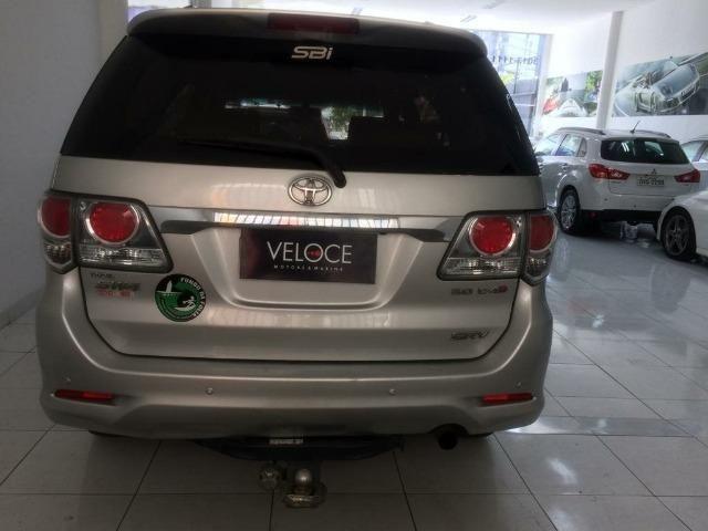 Toyota SW4 SRV 4X4 Diesel 7 lugares 2014/2014 Blindada - Foto 11