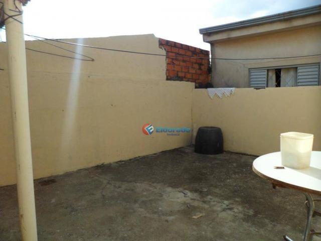 Casa com 2 dormitórios à venda, 80 m² por r$ 170.000,00 - jardim são bento - hortolândia/s - Foto 10