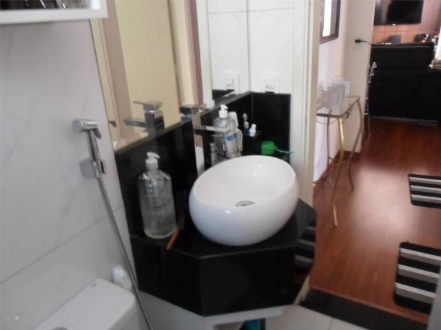 Apartamento residencial à venda, parque bandeirantes i (nova veneza), sumaré - ap3060. - Foto 4