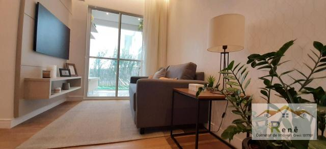 Apartamento com suíte em Hortolandia, varanda, elevador. - Foto 2