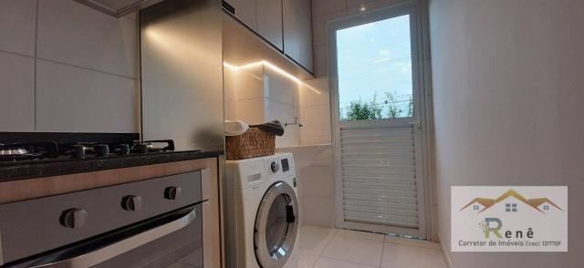 Apartamento com suíte em Hortolandia, varanda, elevador. - Foto 4