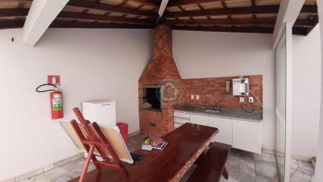 Apartamento Localização Privilegiada à venda, 126 m² por R$ 485.000 - Centro - Campo Grand - Foto 7