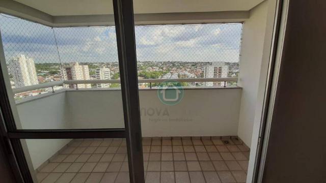 Apartamento Localização Privilegiada à venda, 126 m² por R$ 485.000 - Centro - Campo Grand - Foto 11