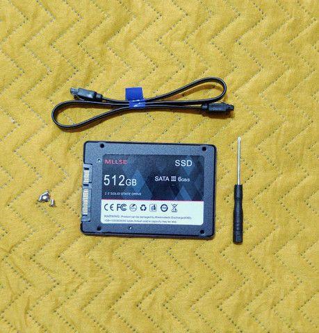 SSD 512GB MLLSE - Foto 5