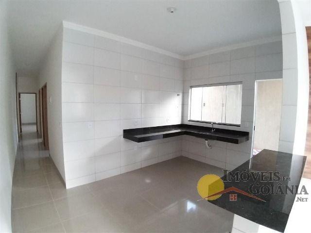 Casa para venda com 3 quartos em Residencial Alice Barbosa - Goiânia - GO - Foto 6