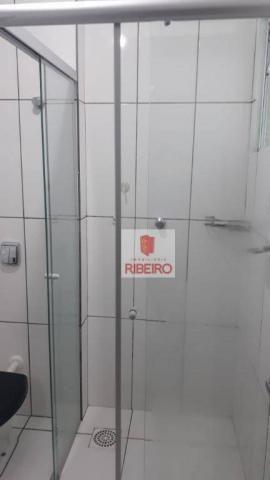 Apartamento com 2 dormitórios para alugar, 60 m² por R$ 770/mês - Urussanguinha - Ararangu - Foto 9