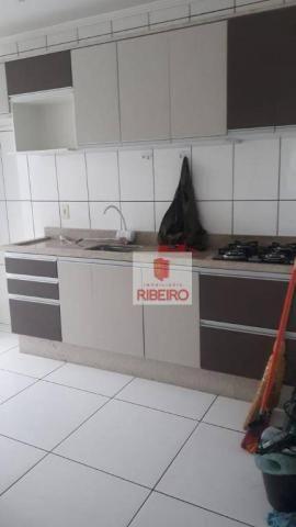 Apartamento com 2 dormitórios para alugar, 60 m² por R$ 770/mês - Urussanguinha - Ararangu - Foto 7