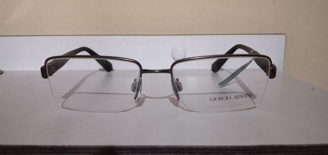 Armacao óculos  Giorgio Armani