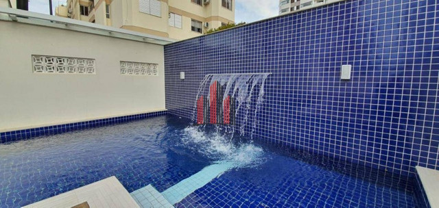 AP8072 Apartamento com 3 dormitórios, 112 m² por R$ 965.000 - Balneário - Florianópolis/SC - Foto 17