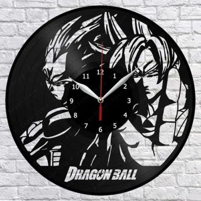 Relógio de parede vinil