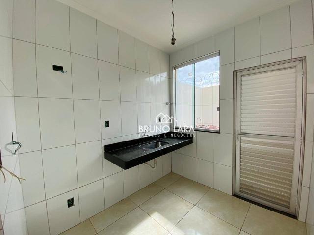 Casa com 3 dormitórios para alugar, 75 m² por R$ 900/mês - Vale Do Amanhecer - Igarapé/MG - Foto 4