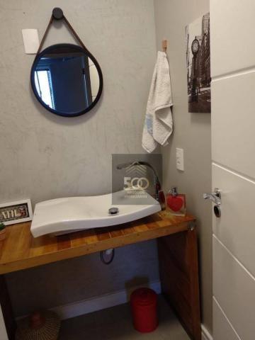 Apartamento com 3 dormitórios de 96m2 de área útil no bairro Coqueiros: - Foto 20