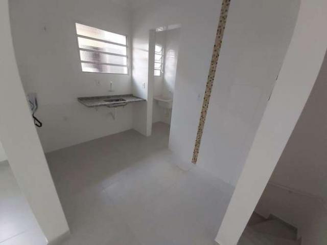 Casa pronta para morar - 2 quartos - no bairro Vila Sônia - Praia Grande, SP - Foto 5