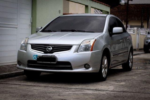 Nissan Sentra 2.0 S Flex GNV Automático em perfeito estado - Foto 2