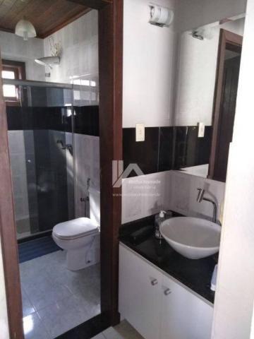 Casa com 4 dormitórios à venda, 205 m² por R$ 990.000,00 - Guarajuba - Camaçari/BA - Foto 11