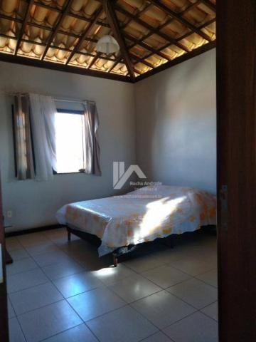 Casa com 4 dormitórios à venda, 205 m² por R$ 990.000,00 - Guarajuba - Camaçari/BA - Foto 5